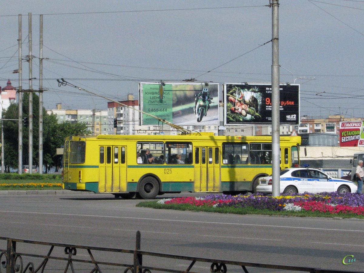 Липецк. ЗиУ-682Г-016.05 (ЗиУ-682Г0М) №025