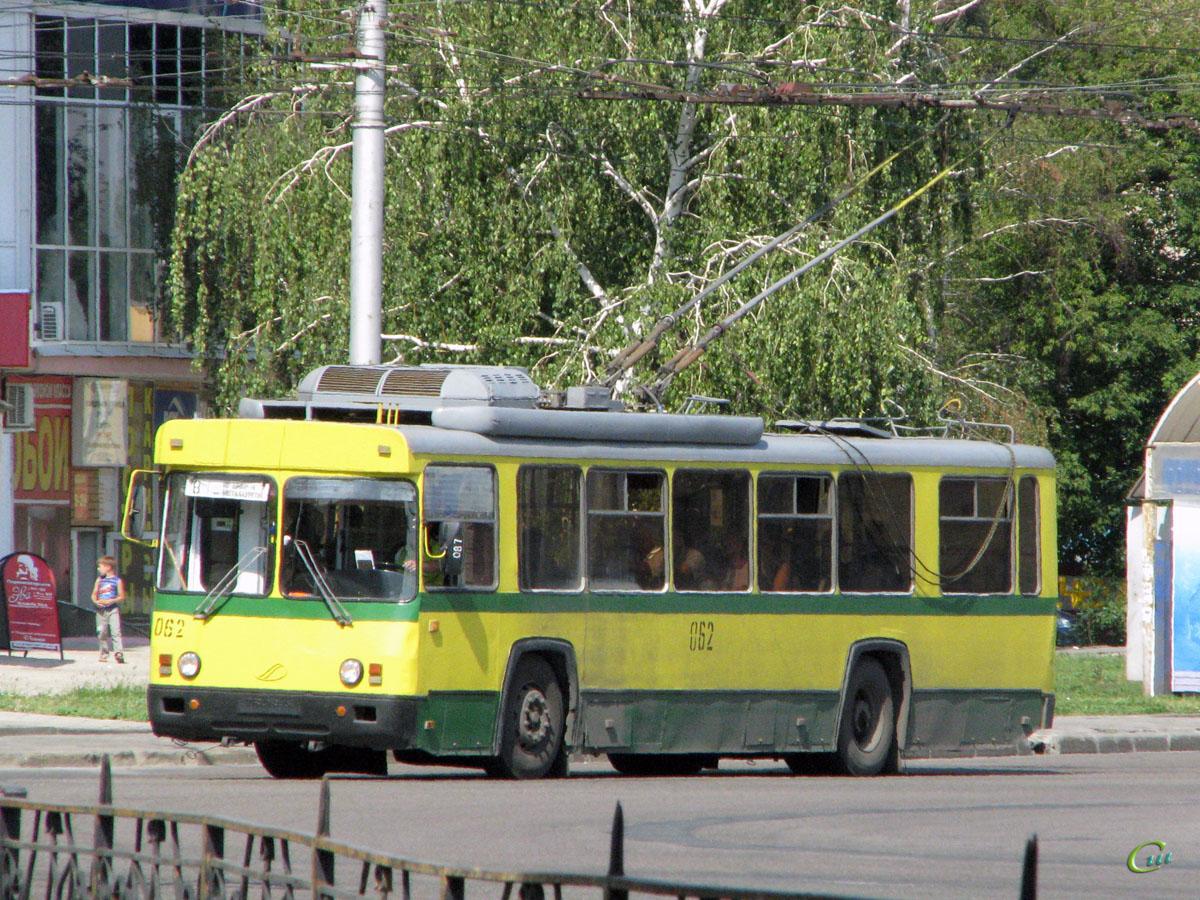 Липецк. БТЗ-5276-04 №062