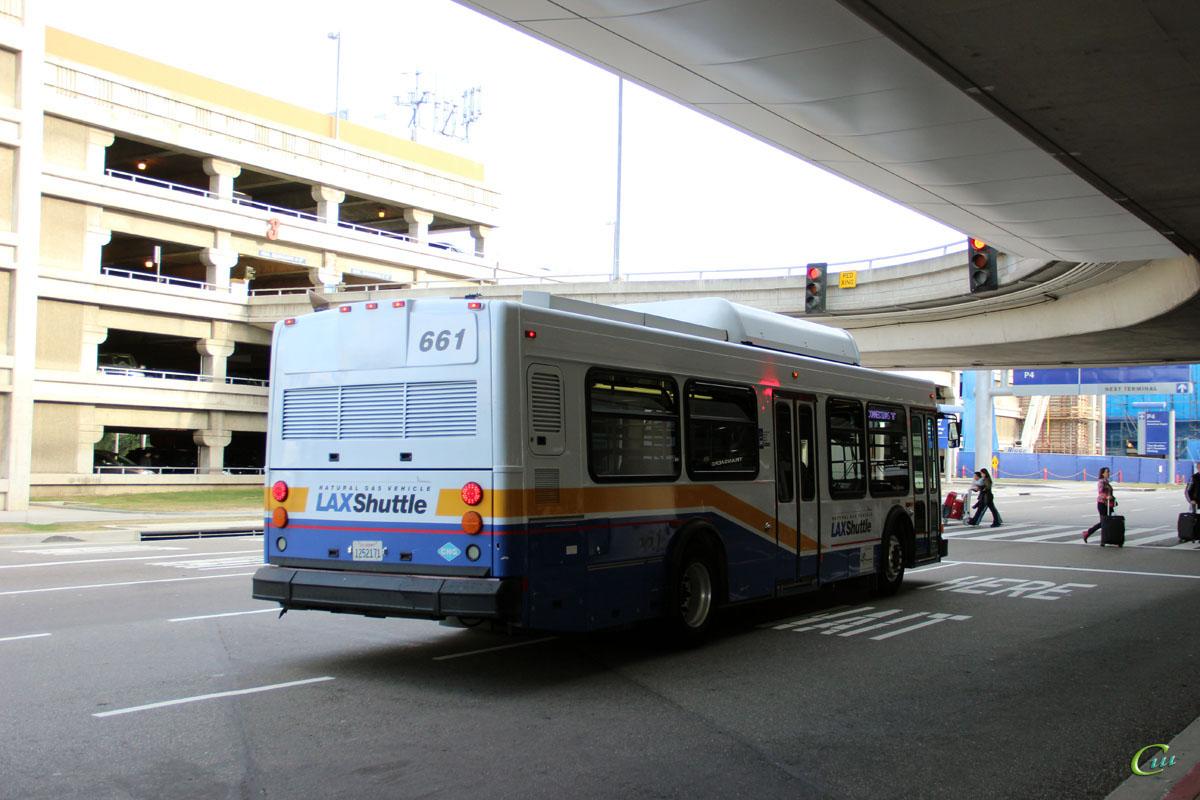 Лос-Анджелес. NABI 35-LFW 1252171
