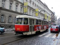 Прага. Tatra T3R.P №8346