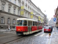 Прага. Tatra T3R.P №8505