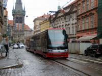 Прага. Škoda 15T №9214