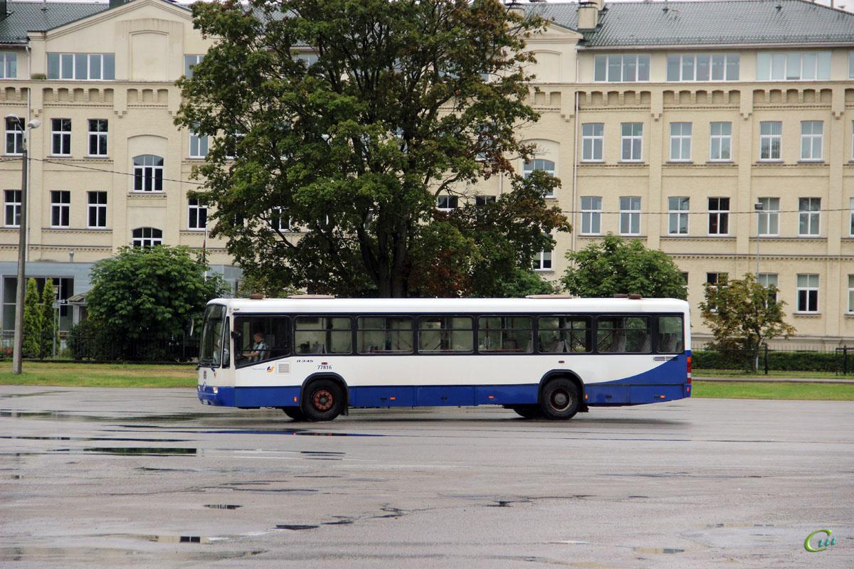 Рига. Mercedes-Benz O345 HO-5446