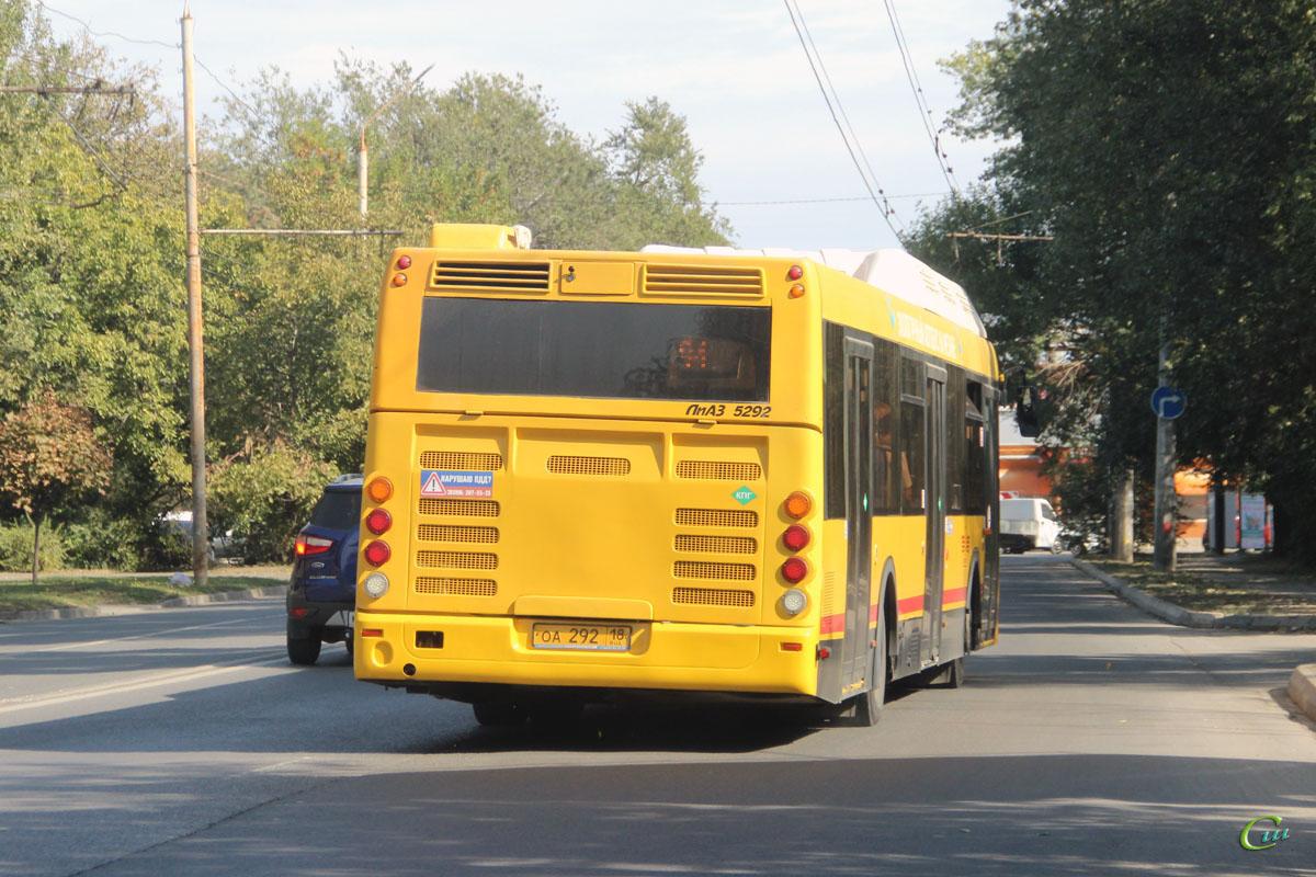 Ростов-на-Дону. ЛиАЗ-5292.67 оа292