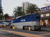 Сан-Диего. EMD F59PHI № 464