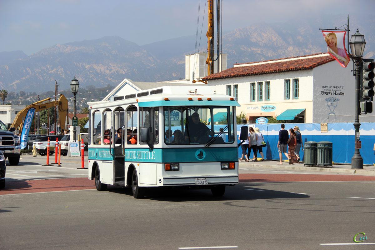 Санта-Барбара. SVMC E354675
