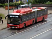 Вильнюс. MAN A23 Lion's City NG313 CNG LNY 518