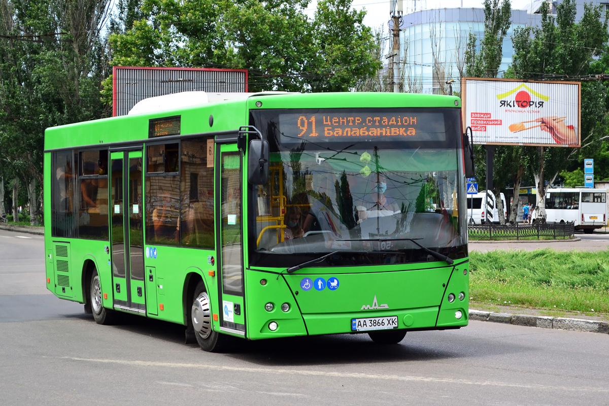Николаев. МАЗ-206.086 AA3866XK