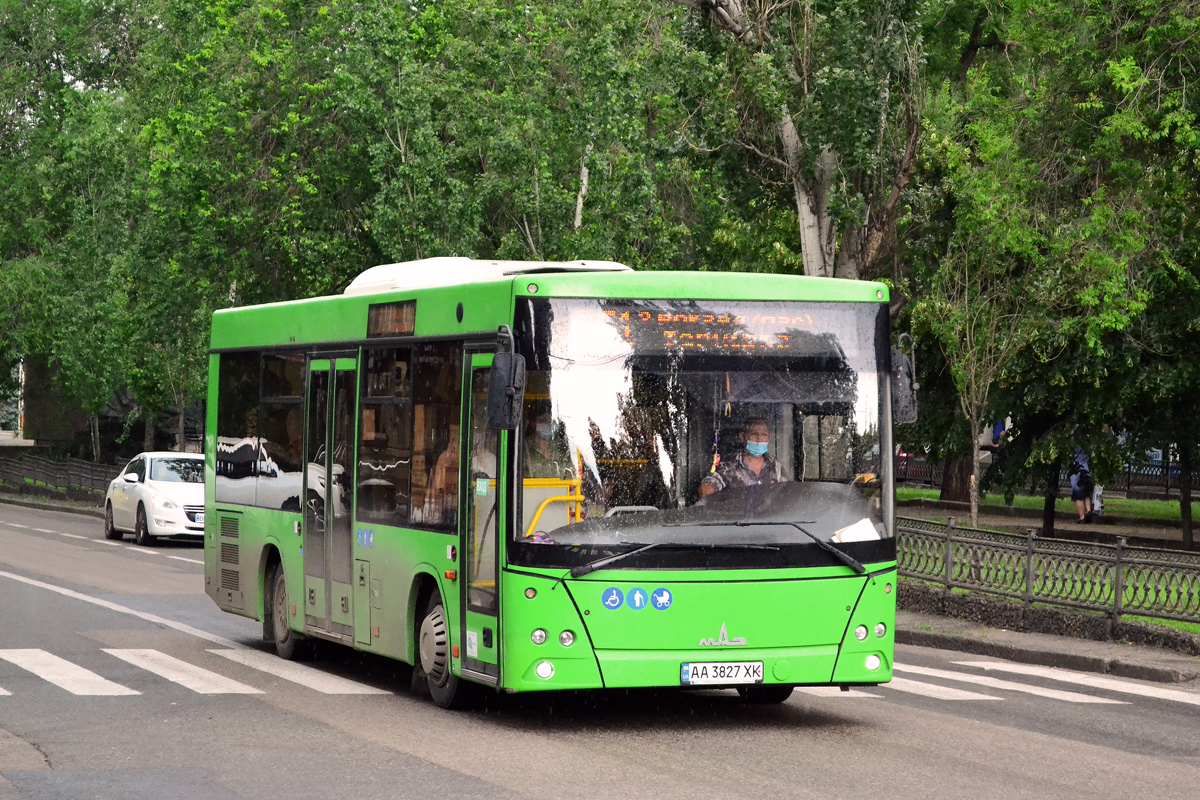 Николаев. МАЗ-206.086 AA3827XK