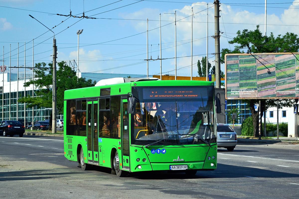 Николаев. МАЗ-206.086 AA3859XK