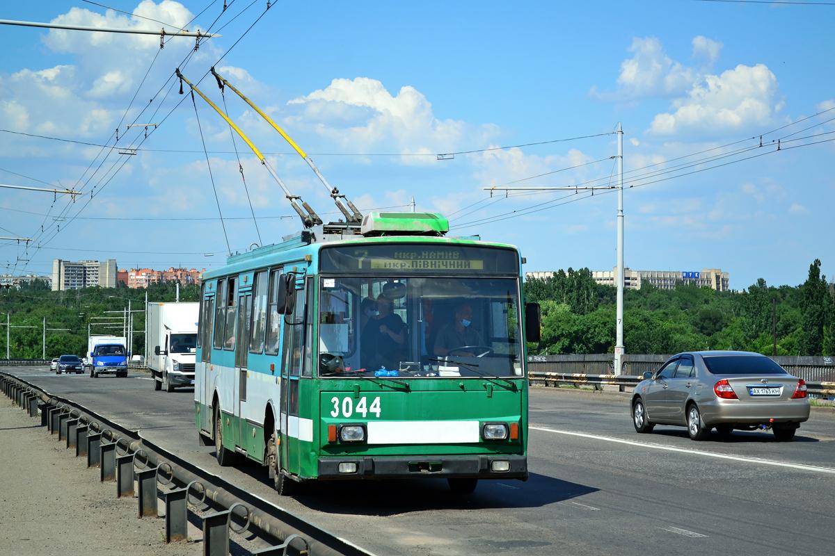 Николаев. Škoda 14TrM №3044