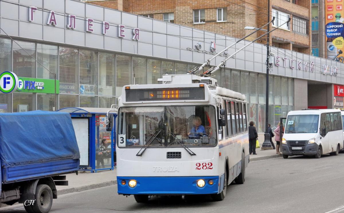Мурманск. ЗиУ-682Г-016.04 (ЗиУ-682Г0М) №282