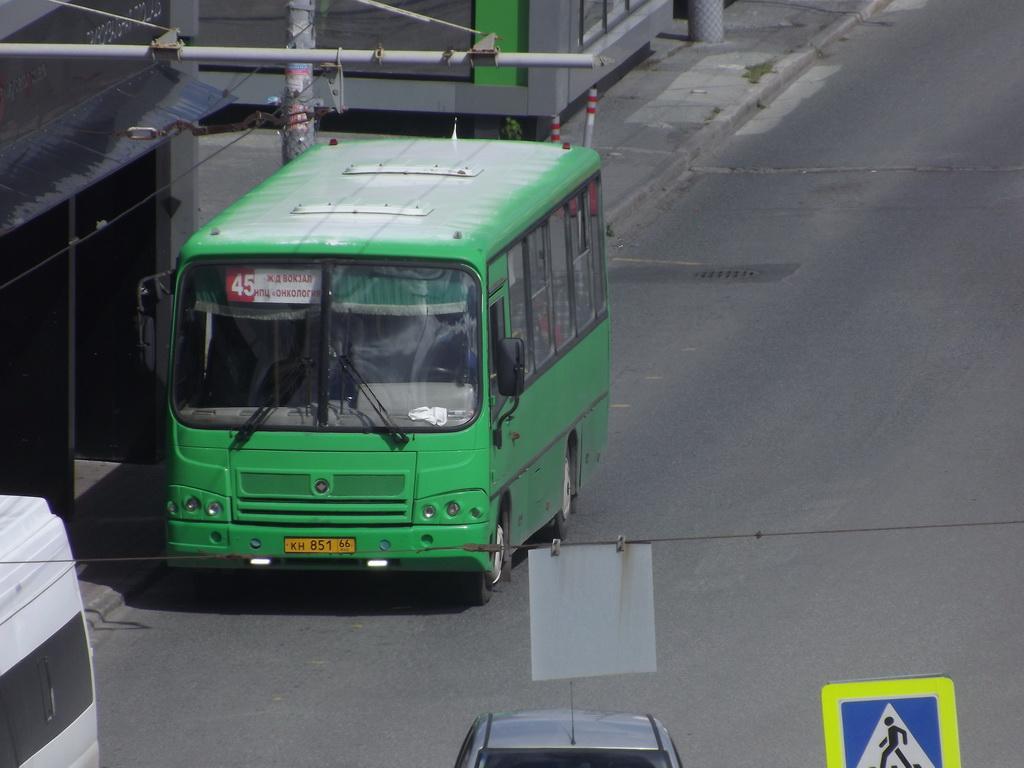 Екатеринбург. ПАЗ-320402-05 кн851