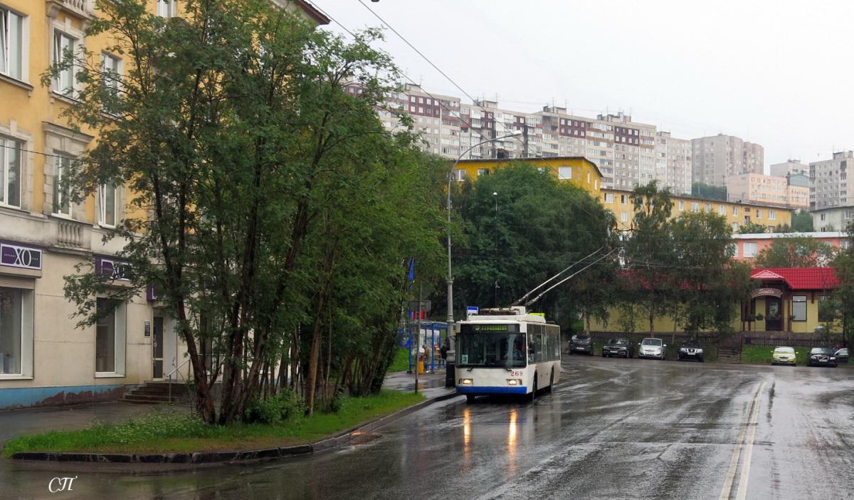 Мурманск. ВМЗ-5298.01 (ВМЗ-463) №269