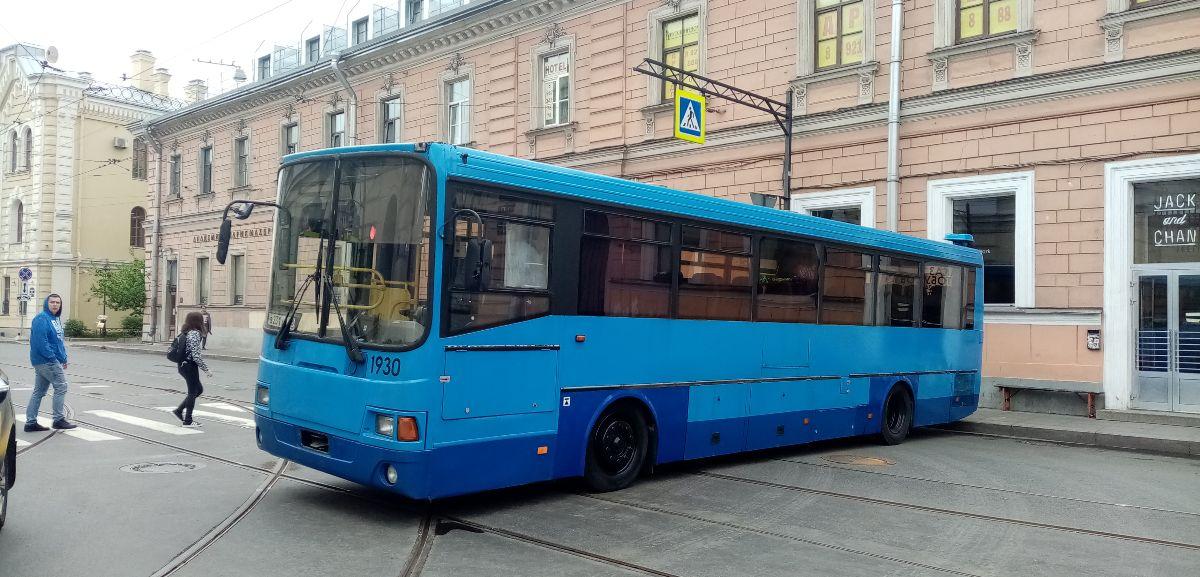 Санкт-Петербург. ГолАЗ-5256 в231ху