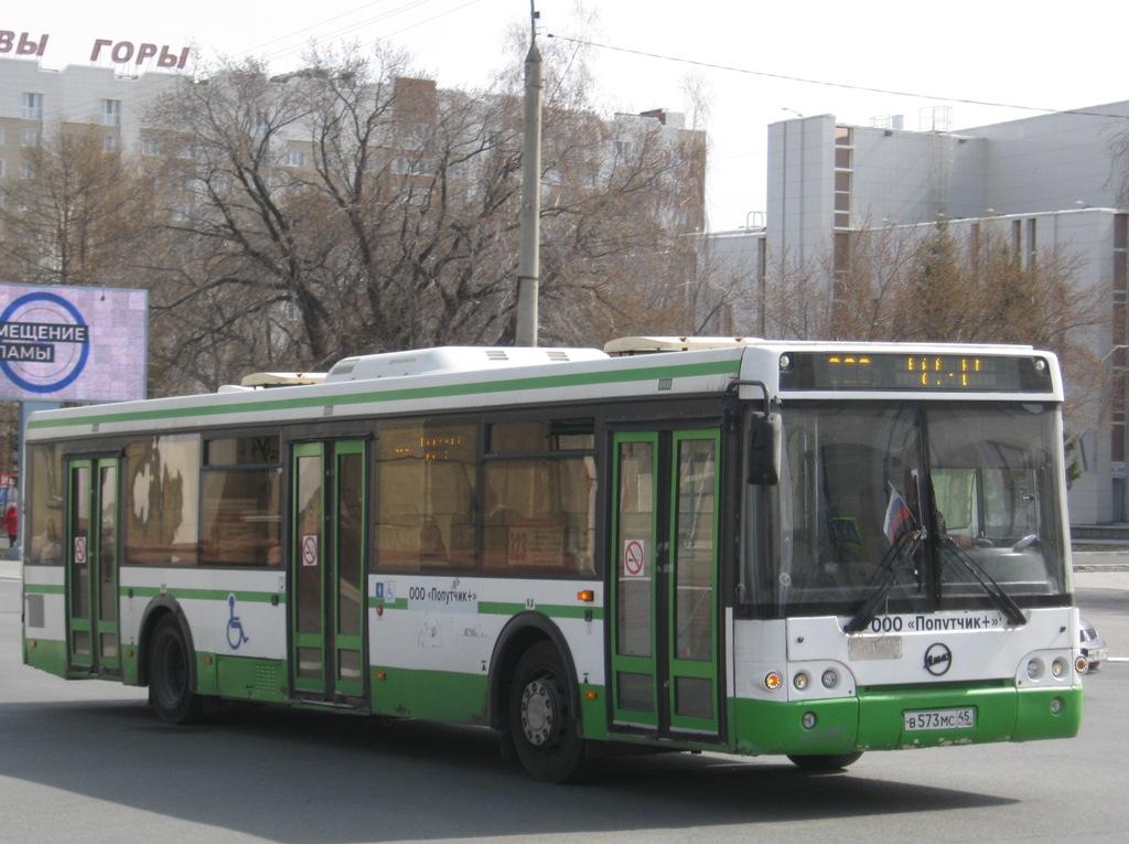 Курган. ЛиАЗ-5292.21 в573мс
