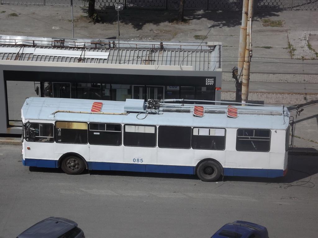 Екатеринбург. ЗиУ-682Г-012 (ЗиУ-682Г0А) №085
