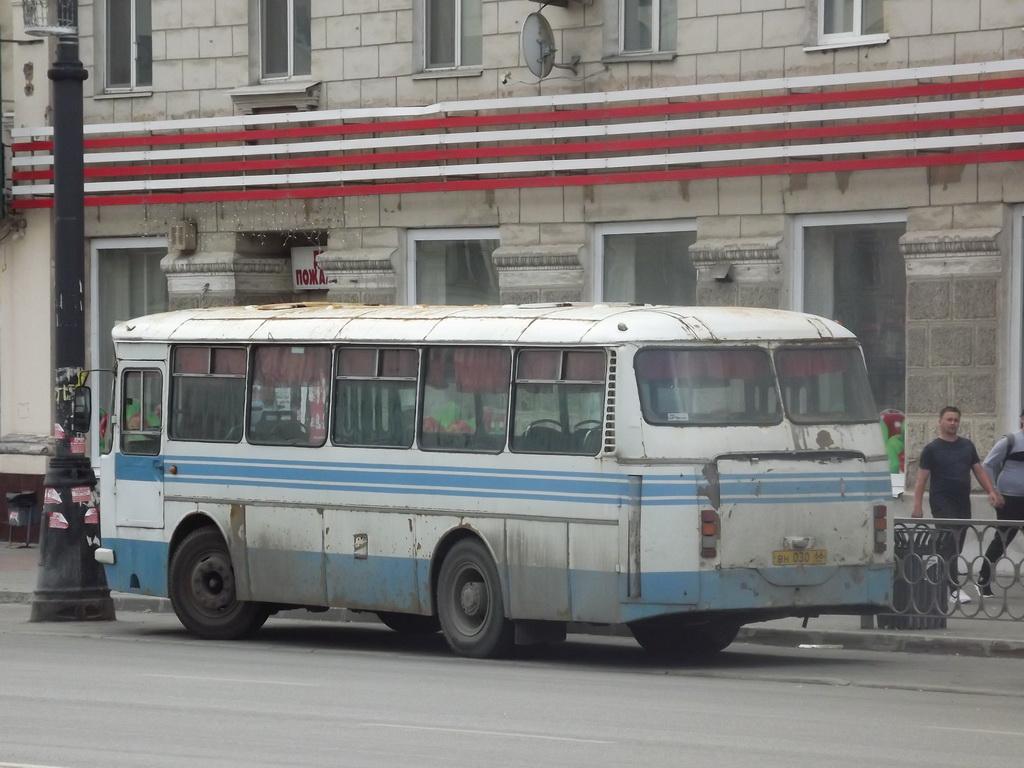 Екатеринбург. ЛАЗ-695Н вн030