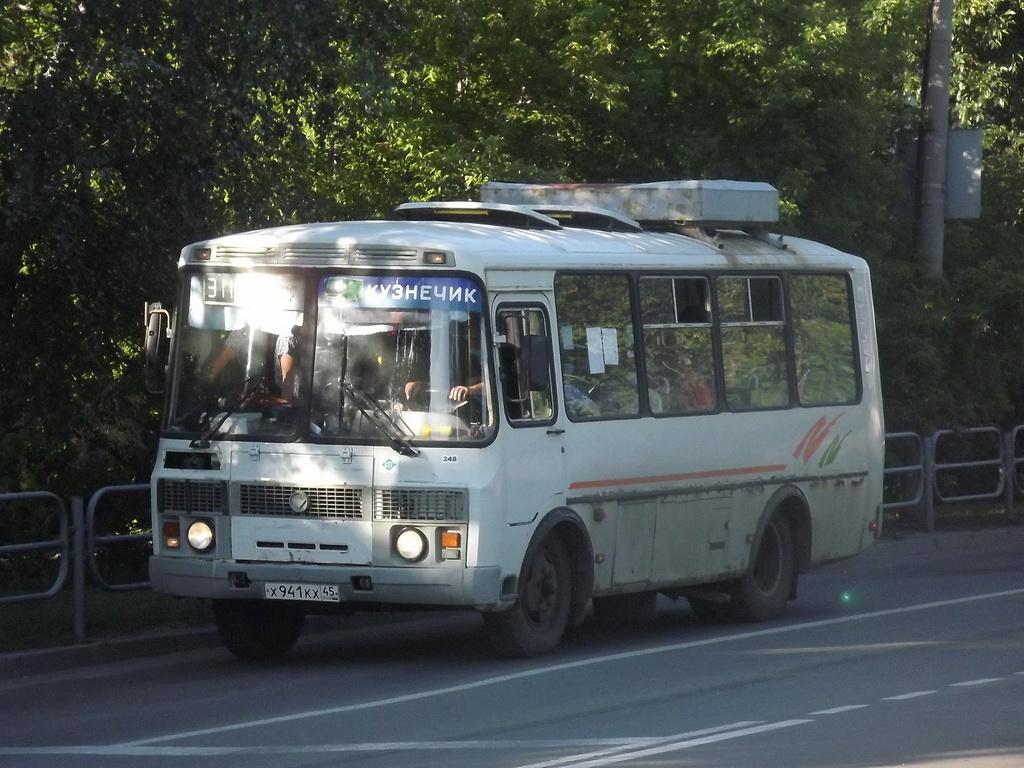 Курган. ПАЗ-32054 х941кх