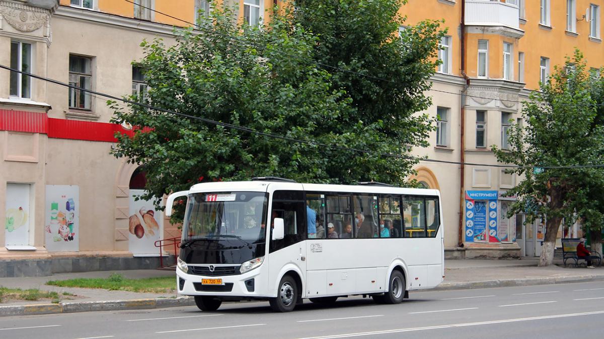 Каменск-Уральский. ПАЗ-320415-04 Vector Next ка720