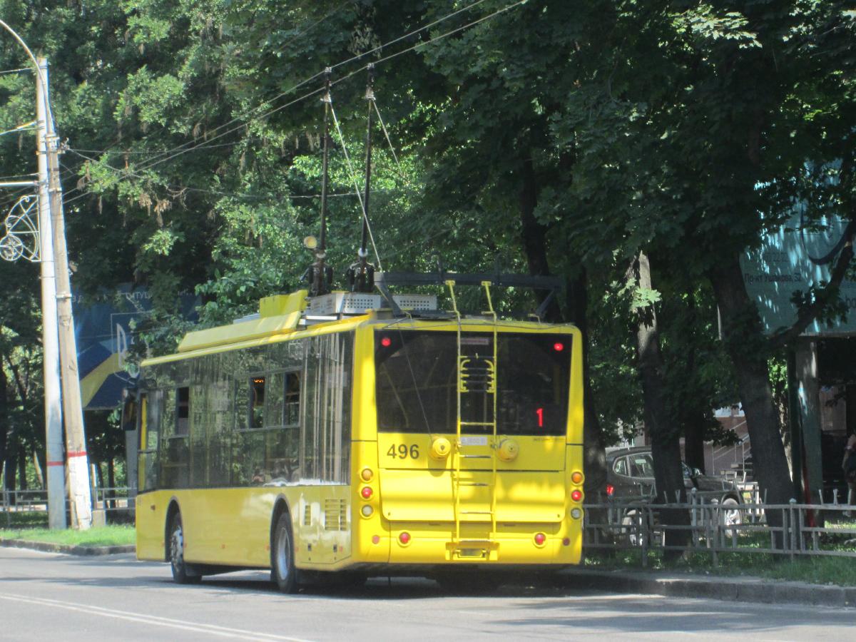 Херсон. Богдан Т70117 №496