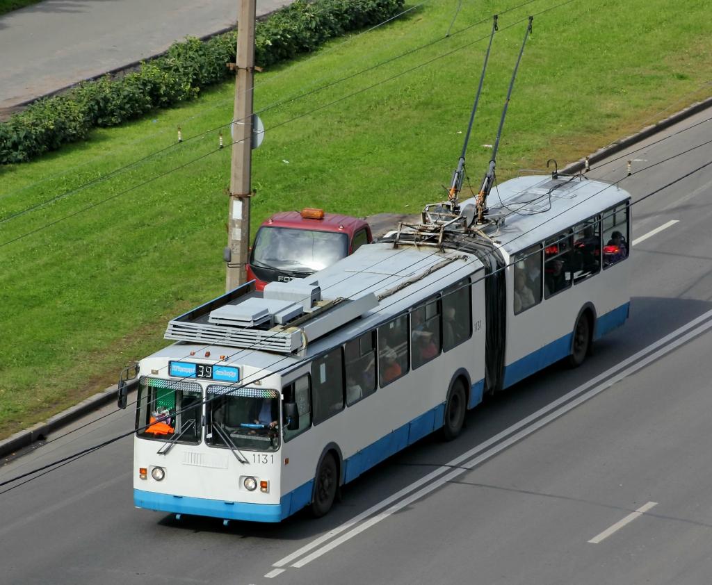 Санкт-Петербург. ЗиУ-683Б (ЗиУ-683Б00) №1131