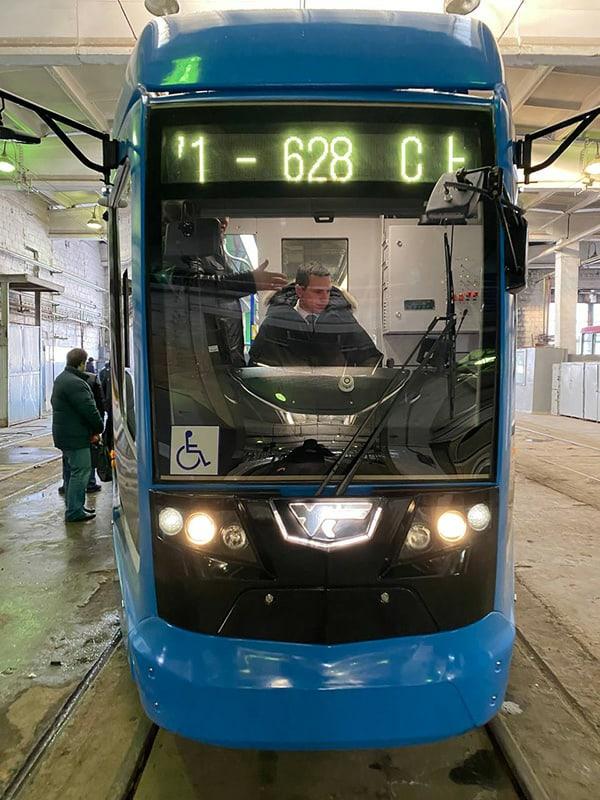 Челябинск. 71-628 №001