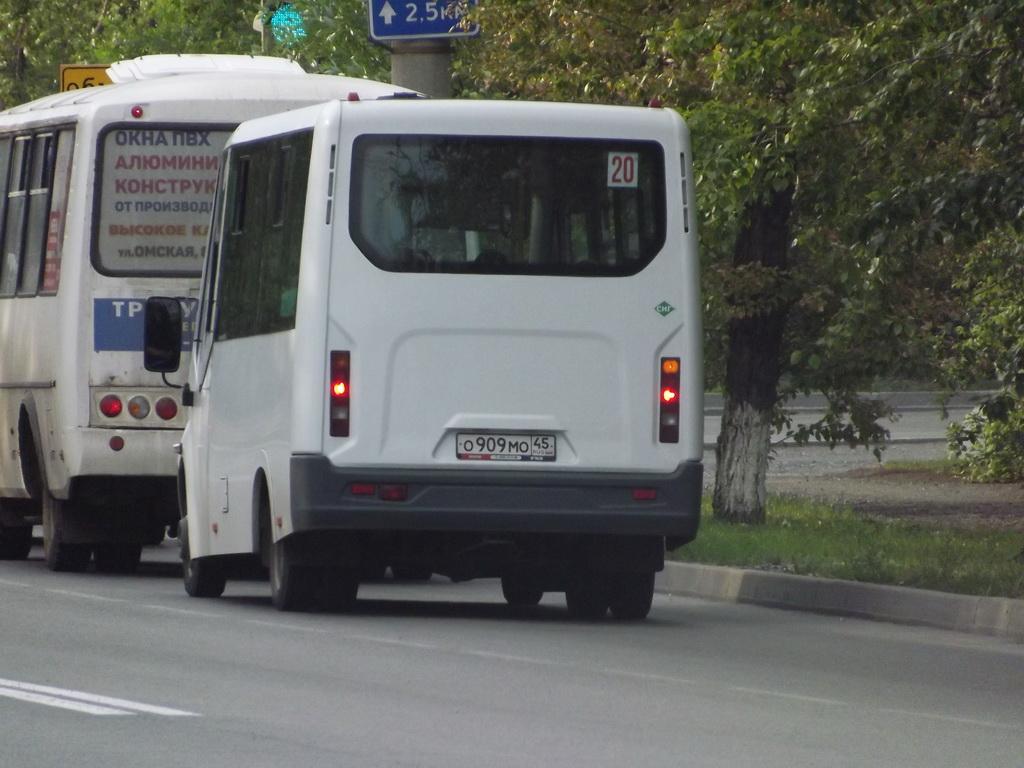 Курган. ГАЗель Next о909мо