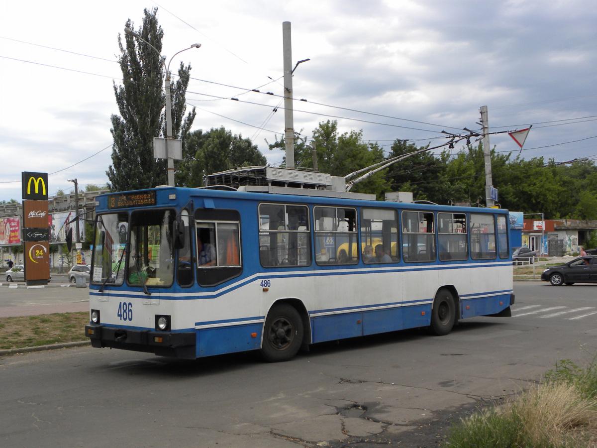 Херсон. ЮМЗ-Т2 №486
