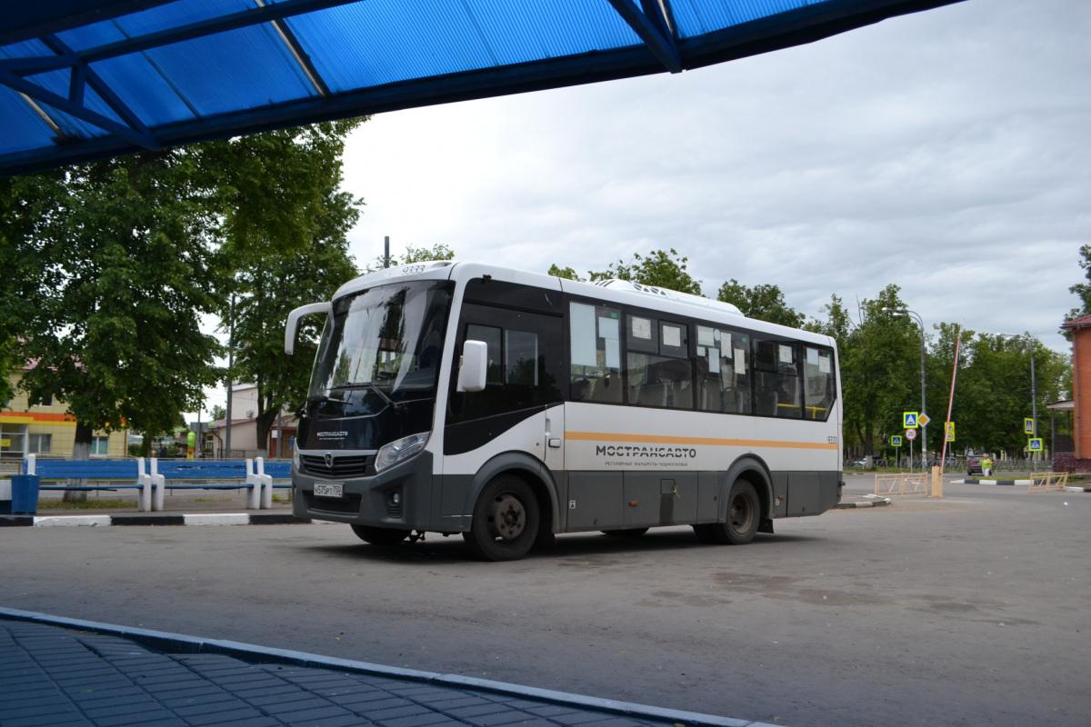 Озёры. ПАЗ-320445-04 Vector Next н575рт