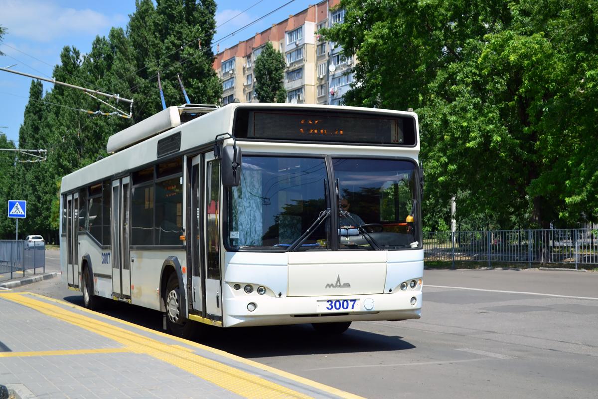 Николаев. МАЗ-ЭТОН Т103 №3007
