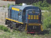Курган. ТГМ4Б-0524