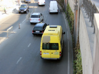 Тбилиси. Avestark (Ford Transit) TMB-127