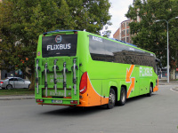 Брно. Scania Touring HD (Higer A80T) 6AK 4074