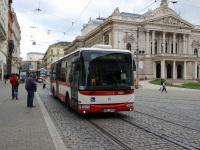 Брно. Irisbus Crossway LE 12M 7B3 3936