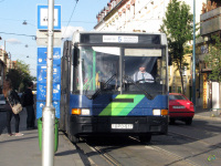 Будапешт. Ikarus 415.15 BPO-517