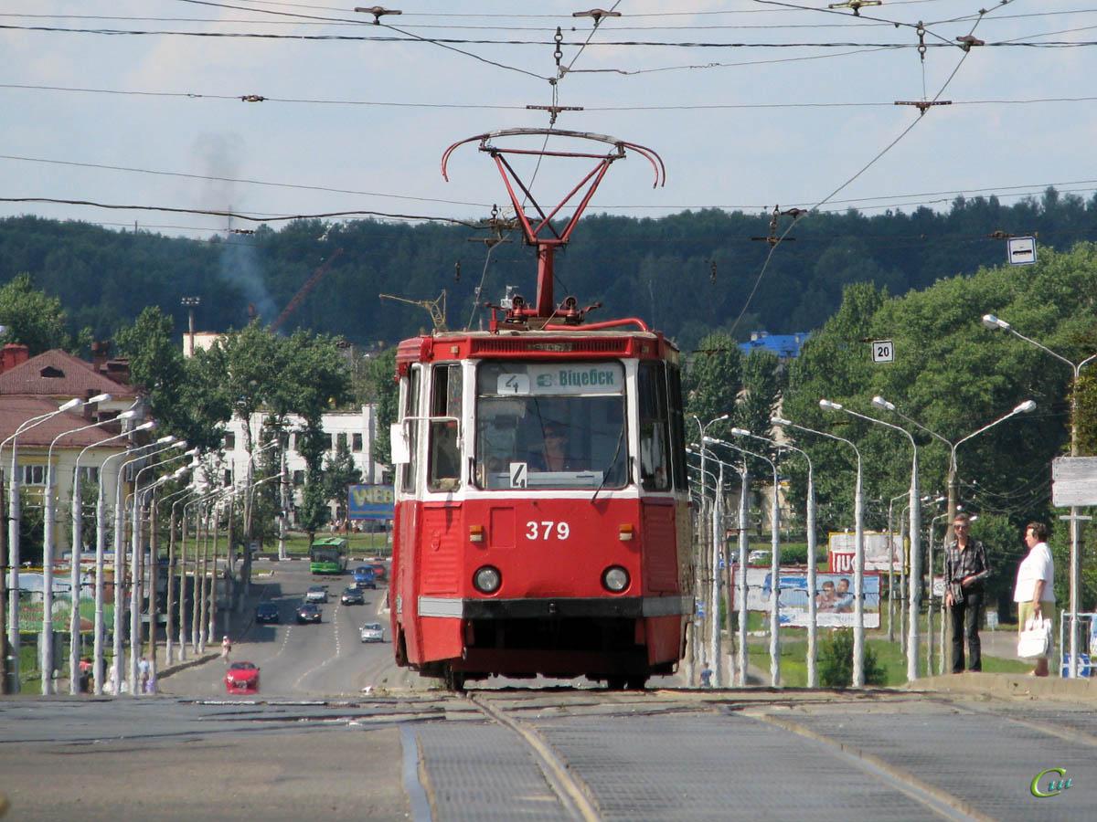Витебск. 71-605 (КТМ-5) №379
