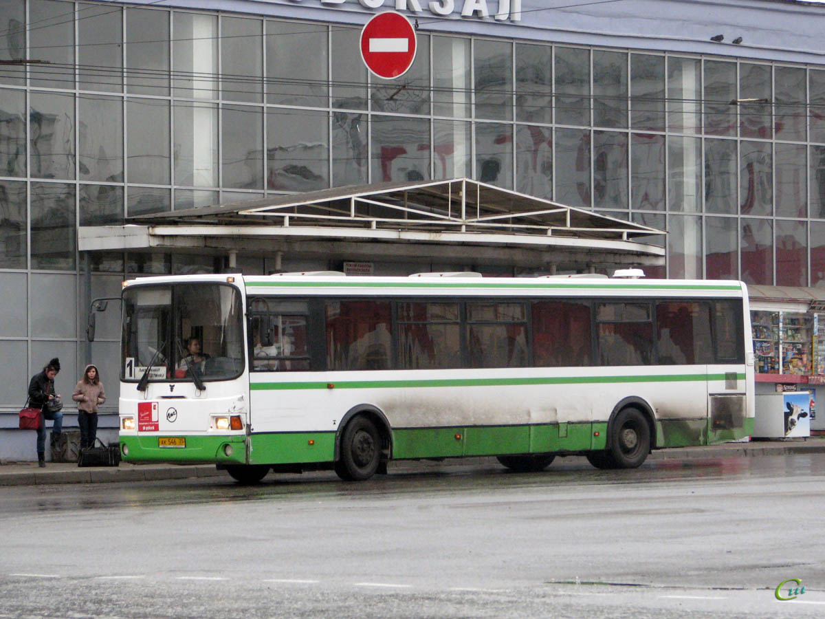 Вологда. ЛиАЗ-5293.53 ак546