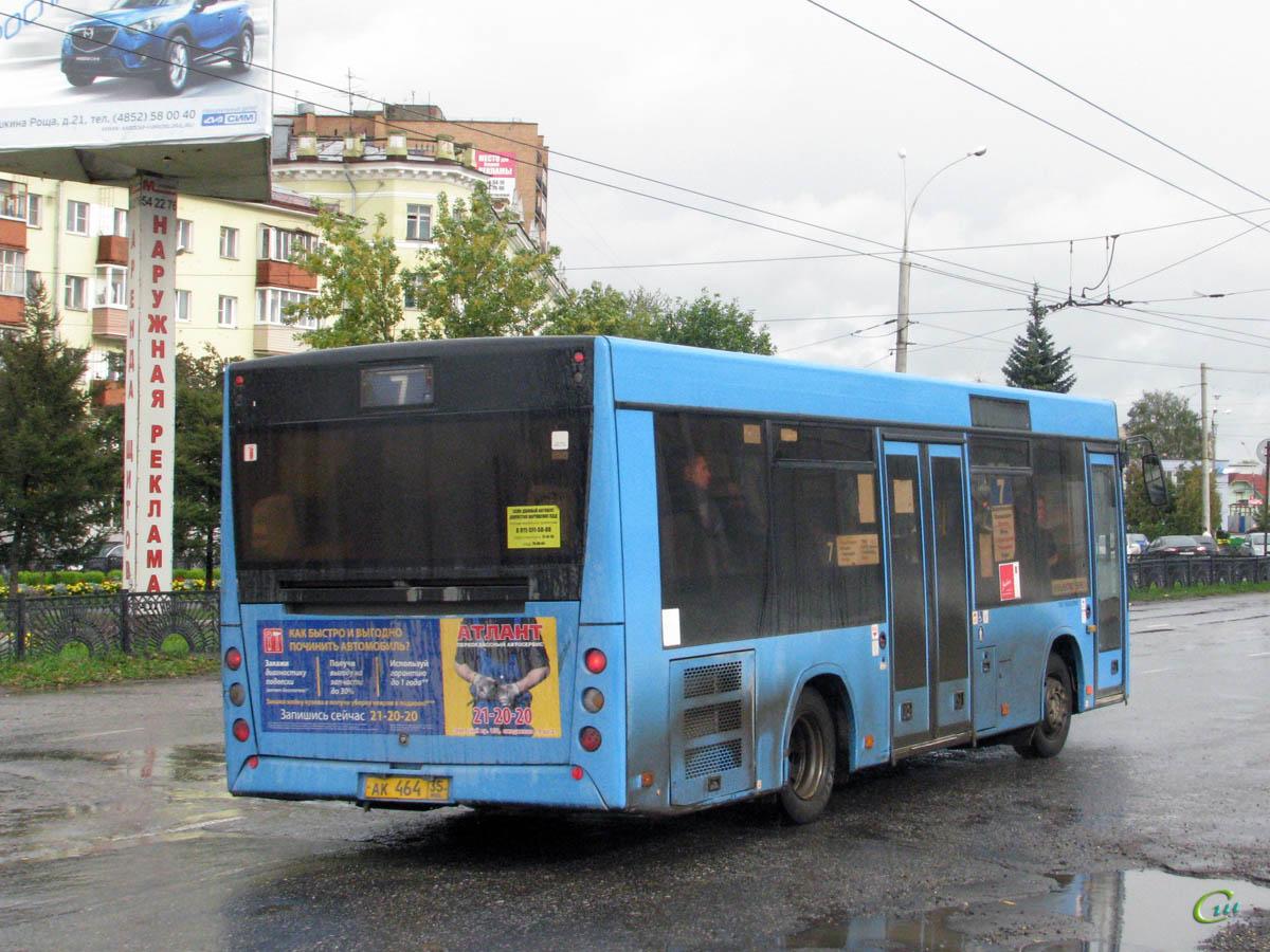 Вологда. МАЗ-206.060 ак464