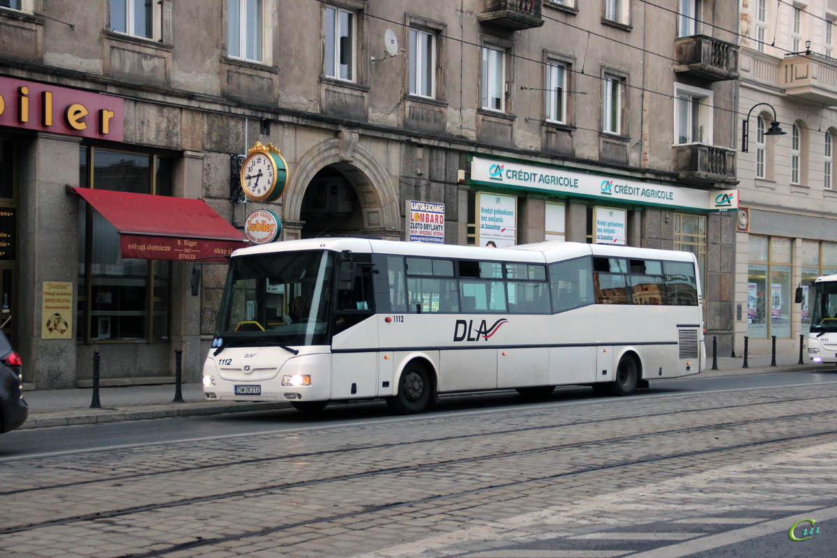 Вроцлав. SOR BN 12 DW 2K212