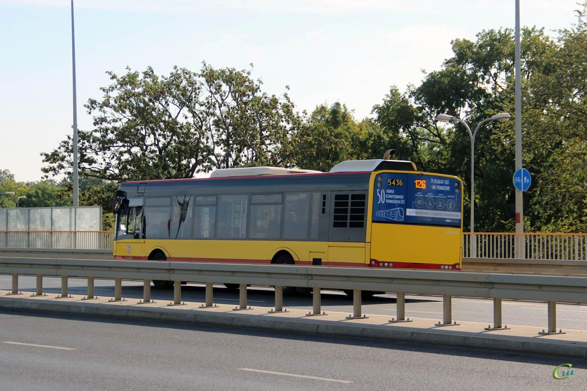 Вроцлав. Solaris Urbino 12 DW 401XJ