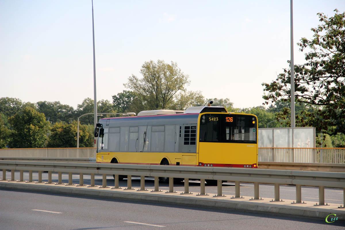 Вроцлав. Solaris Urbino 12 DWR 5140A