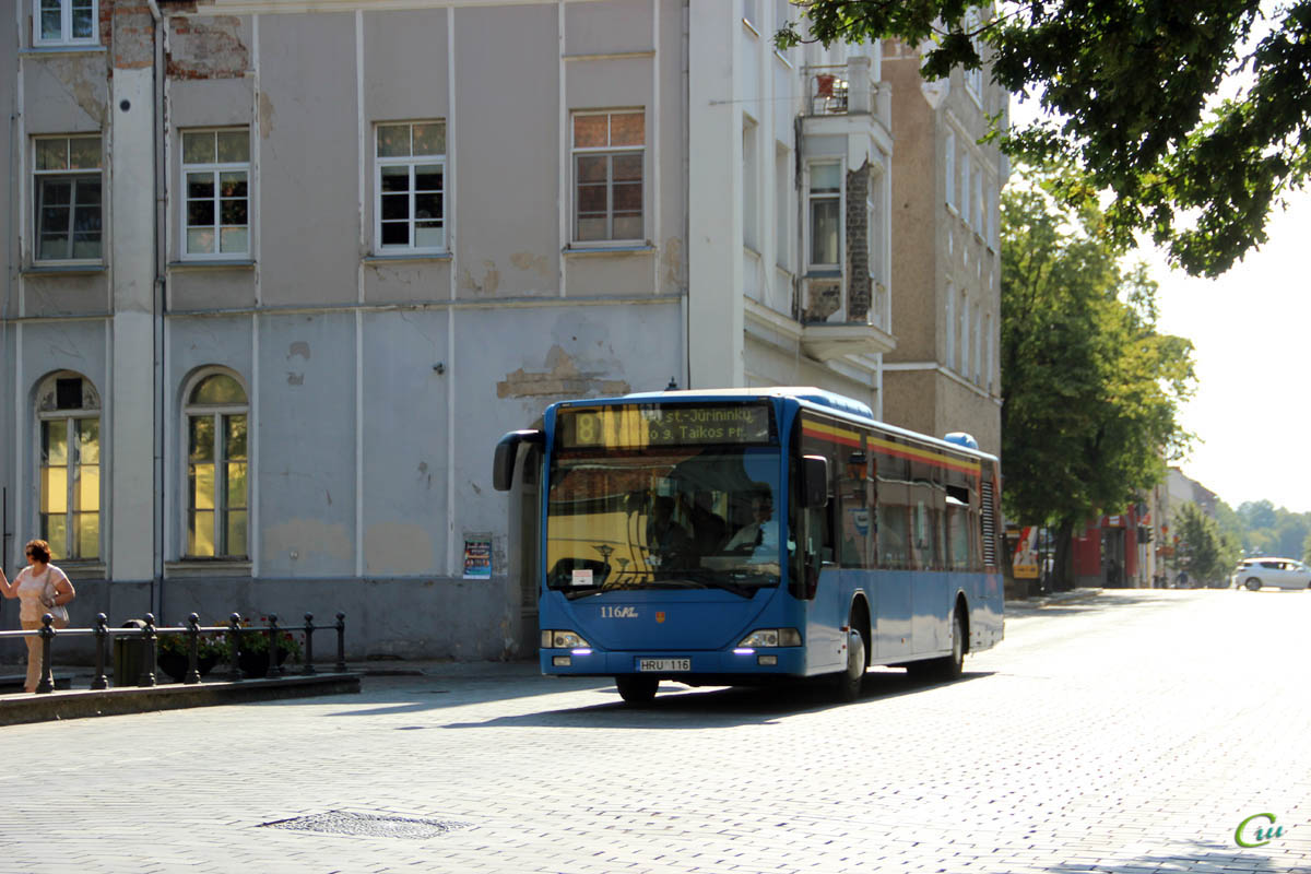 Клайпеда. Mercedes-Benz O530 Citaro HRU 116