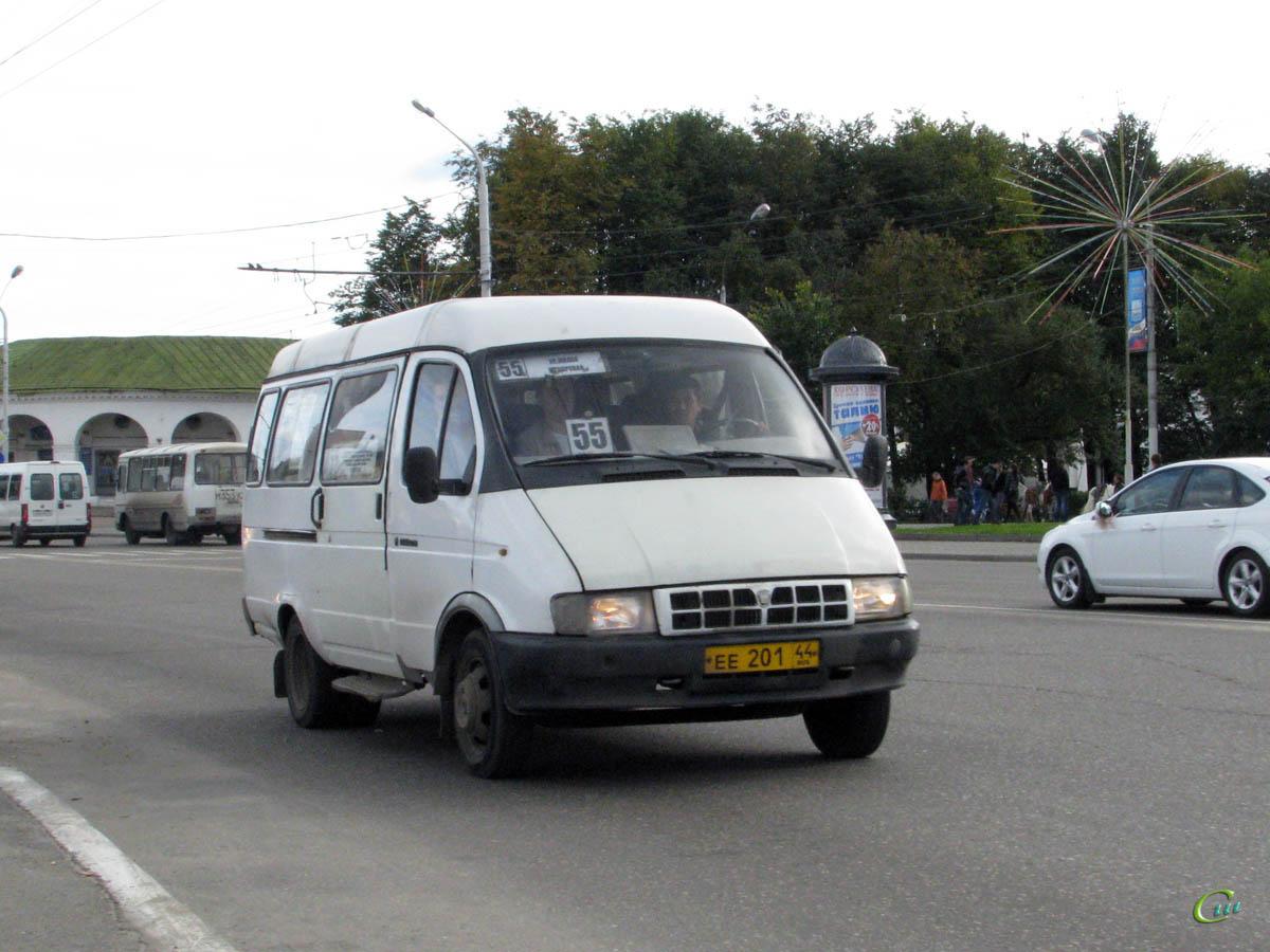 Кострома. ГАЗель (все модификации) ее201
