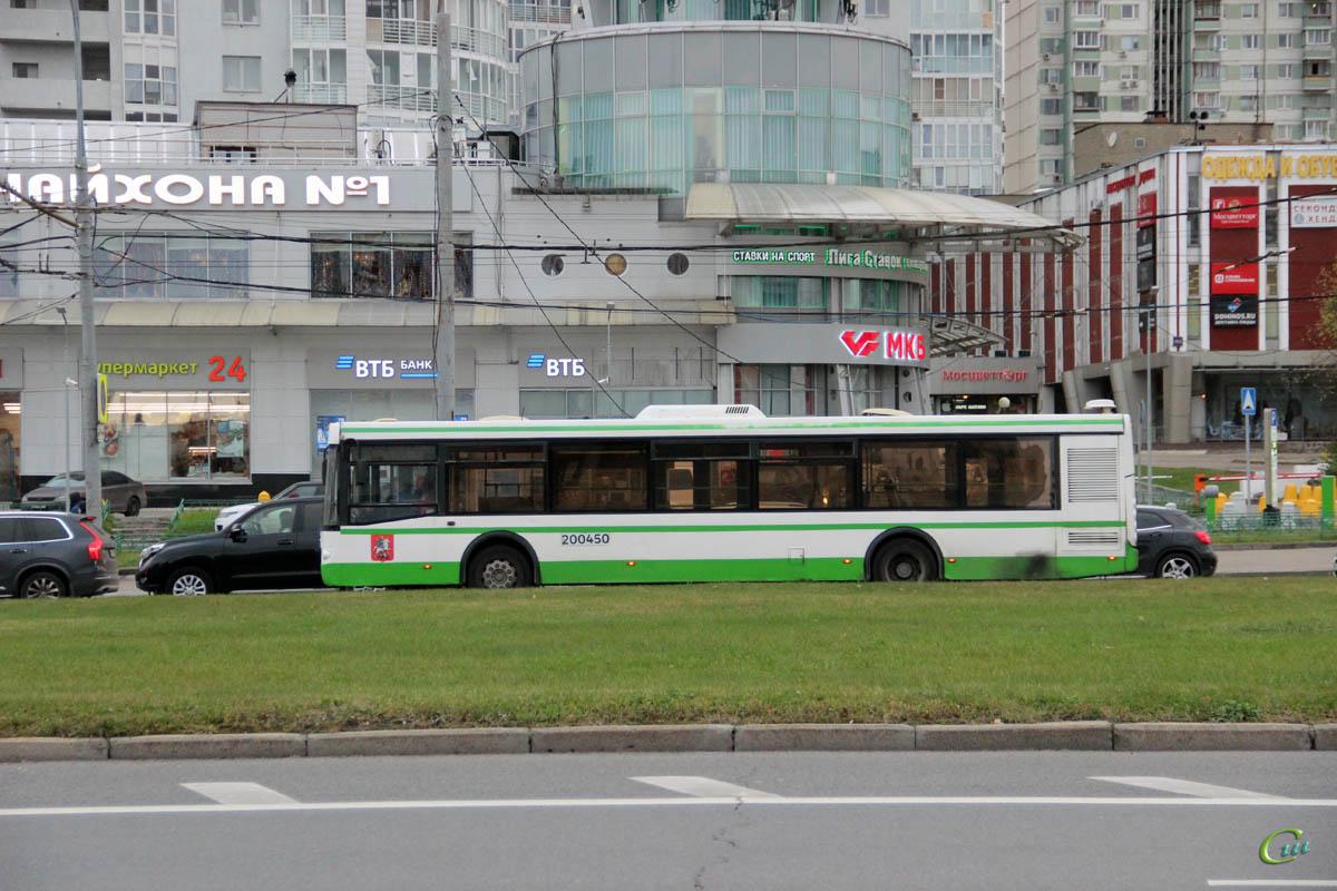 Москва. ЛиАЗ-5292.21 ем919