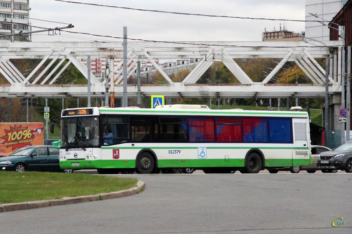 Москва. ЛиАЗ-5292.21 о278св