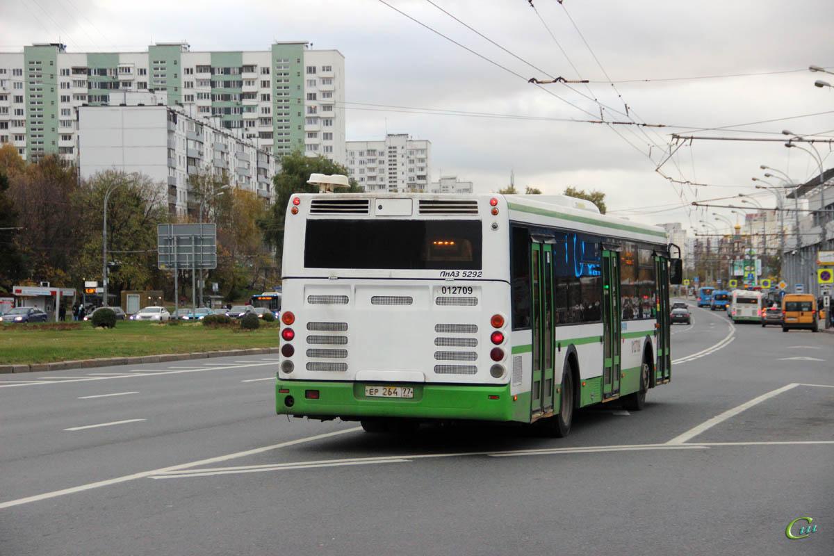 Москва. ЛиАЗ-5292.22 ер264