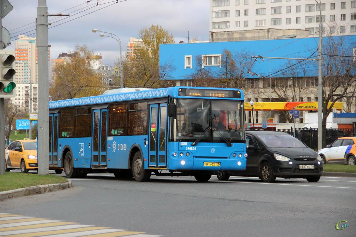 Москва. ЛиАЗ-5292.22 ер703