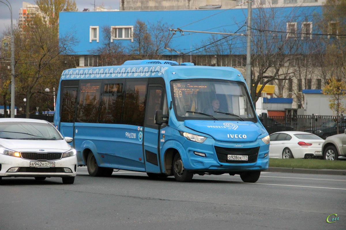 Москва. Нижегородец-VSN700 (IVECO Daily) о928ох