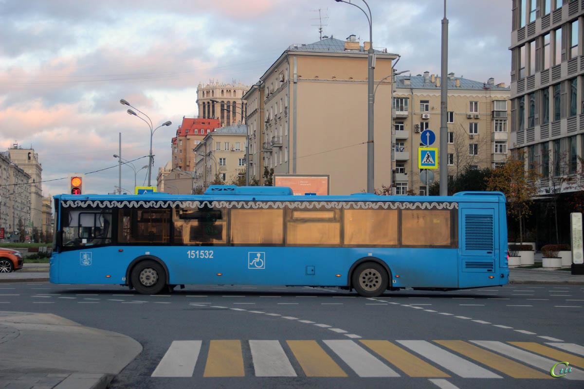 Москва. ЛиАЗ-5292.65 ос481